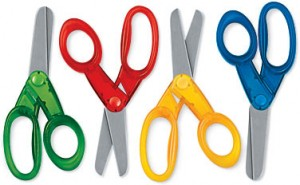 safe scissors for kids