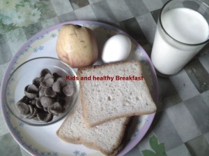 Healthy Breakfasts for toddlers and kids